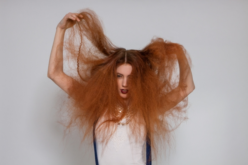 how to control your hair frizz