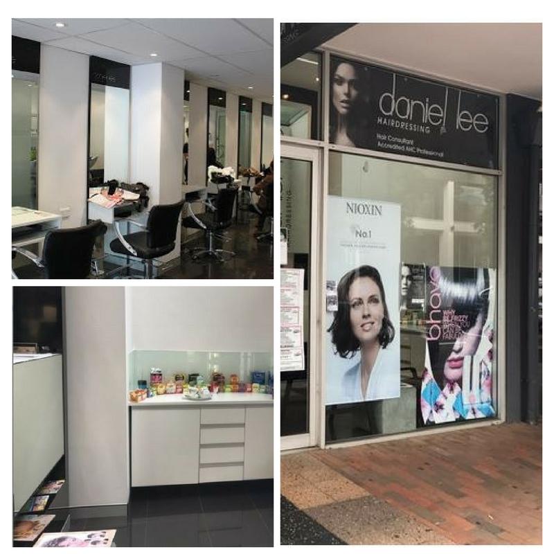 salon spotlight – Daniel LeeHairdressing